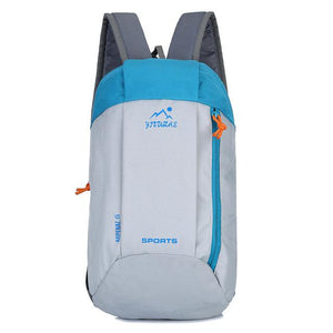 ''The Lightweighter'' Backpack Chill Screen Blue Gray