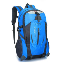 Load image into Gallery viewer, Poseidon backpack (Waterproof) Chill Screen Blue