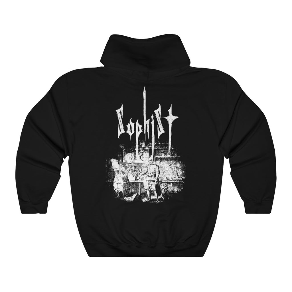 XII CLAVIS Pullover Hoodie