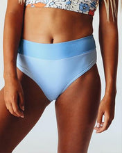 Load image into Gallery viewer, High Tide Blue Swim Bottom
