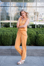 Load image into Gallery viewer, Summer Retreat Jogger Jumpsuit
