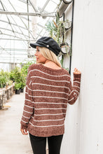 Load image into Gallery viewer, Getting Cozy Chenille Sweater- Taupe