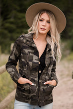 Load image into Gallery viewer, Now You See Me Camo Jacket