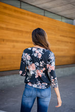 Load image into Gallery viewer, Say Anything Floral Top