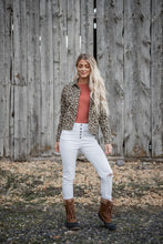 Load image into Gallery viewer, Walk The Walk Leopard Jacket