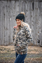 Load image into Gallery viewer, Ampersand Avenue Doublehood - Covered In Camo