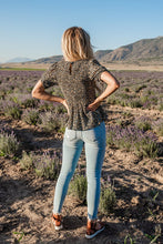 Load image into Gallery viewer, Picture Perfect Smocked Floral Top