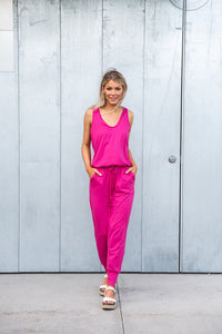 Feeling Pretty Jumpsuit