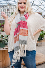 Load image into Gallery viewer, Warmest Embrace Tassel Scarf