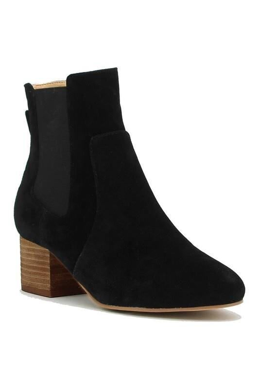 Holly Ankle Booties