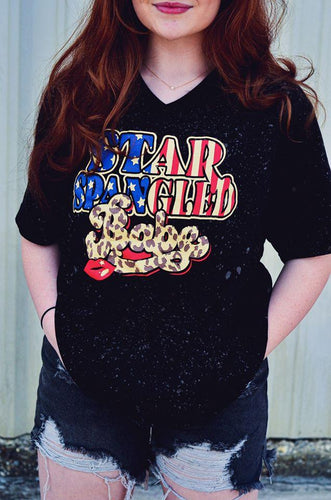 Star Spangled Babe Graphic Tee