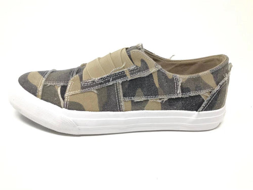 Now You See Me Camo Sneaker
