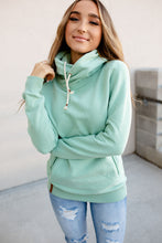 Load image into Gallery viewer, Ampersand Avenue Singlehood Sweatshirt- Mint