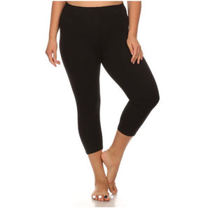 T-Party Capri Leggings