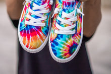 Load image into Gallery viewer, Fruit Tie Dye Sneakers