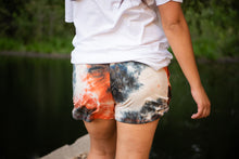 Load image into Gallery viewer, Fab Experiences Tie Dye Harem Shorts