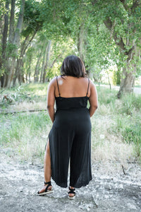Rise To The Occasion Wideleg Jumpsuit