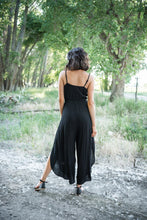 Load image into Gallery viewer, Rise To The Occasion Wideleg Jumpsuit