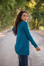 Load image into Gallery viewer, Everyone's Favorite Cardigan - Teal