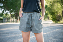 Load image into Gallery viewer, Summer Shorts Tencel Shorts