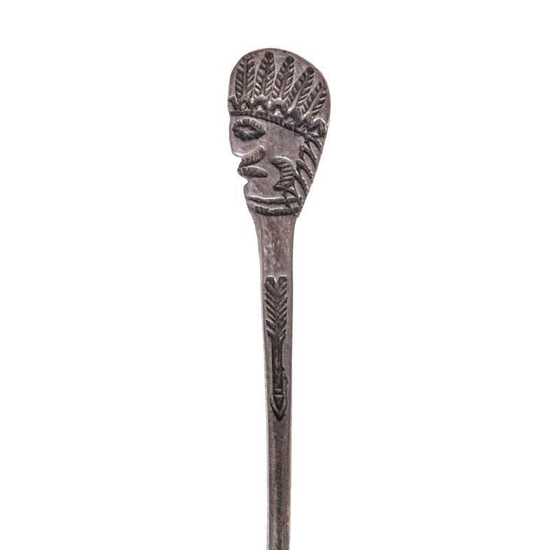 1930s CHIEF SPOON