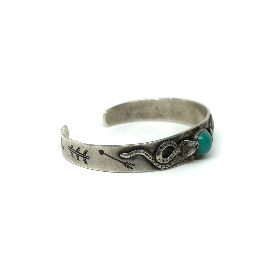 FRED HARVEY ERA SNAKE CUFF