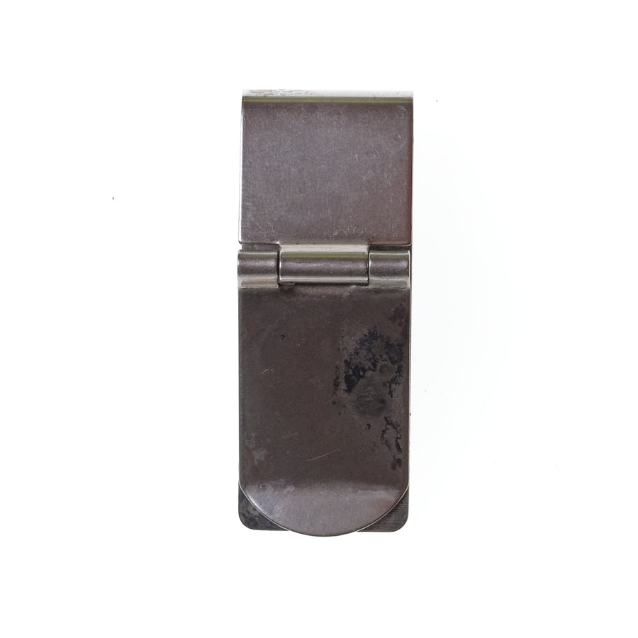 REPOUSSÉ MONEY CLIP