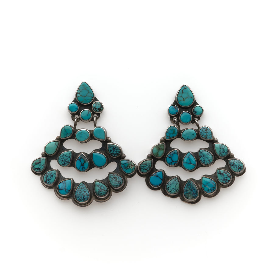 1970s OSCAR BETZ EARRINGS