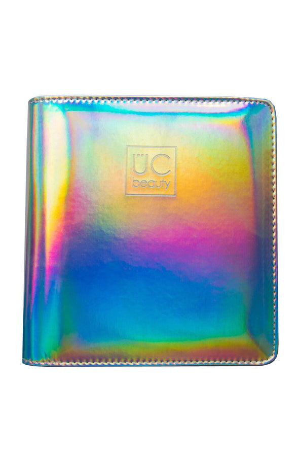 Holographic Nail Stamp Storage Binder