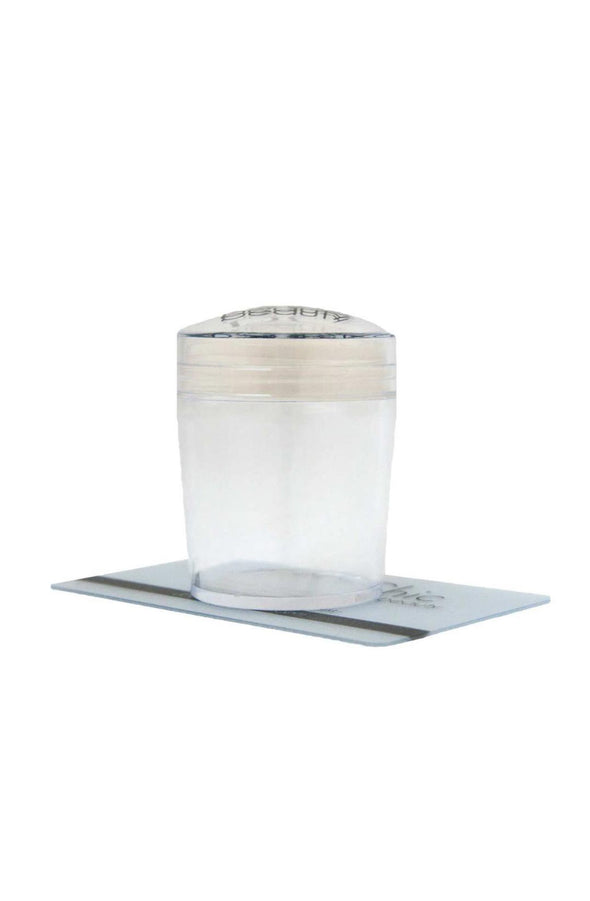 XL Clear Stamper with Clear Tall Holder