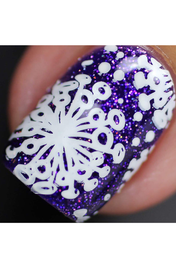 Essential White - Stamping Gel Polish