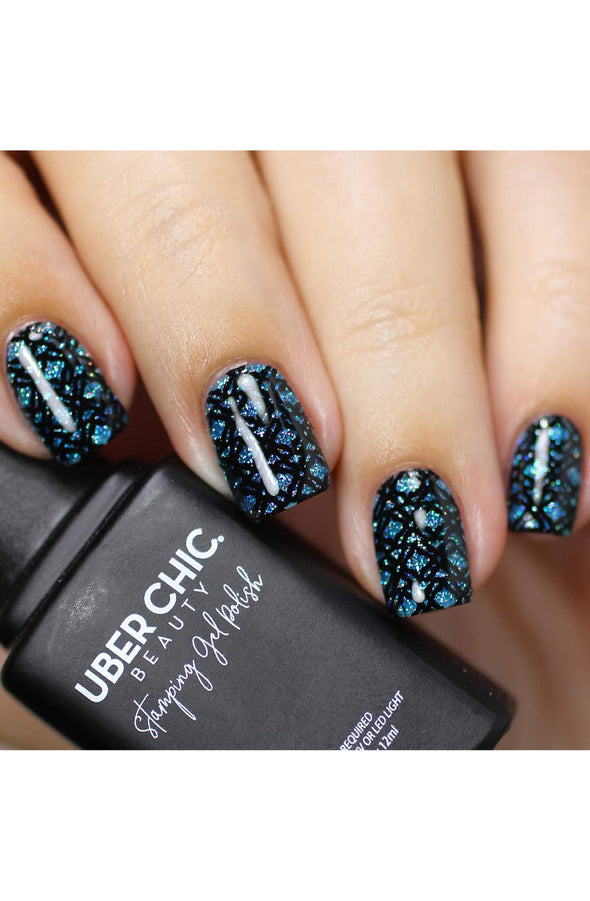 My Favorite Black - Stamping Gel Polish