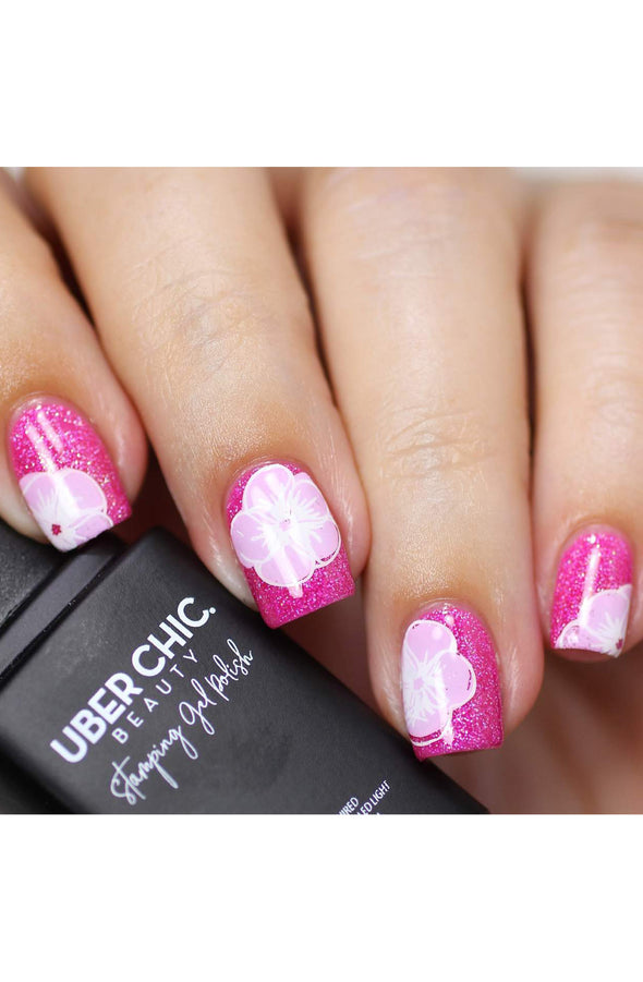 Chic To Be Pink - Stamping Gel Polish