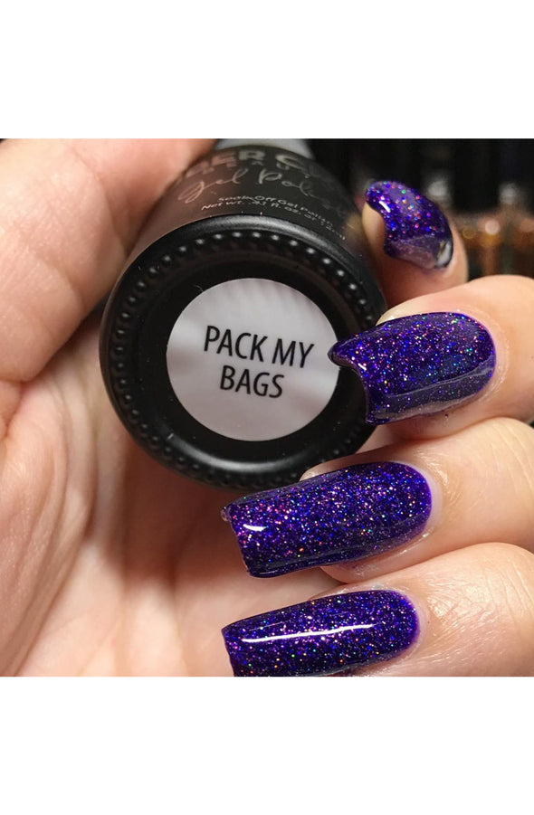Pack My Bags Gel Polish