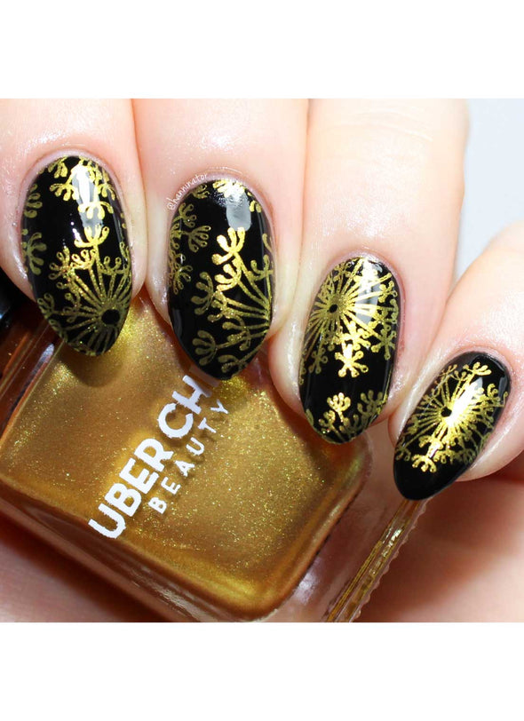 Satin Brass - Stamping Polish