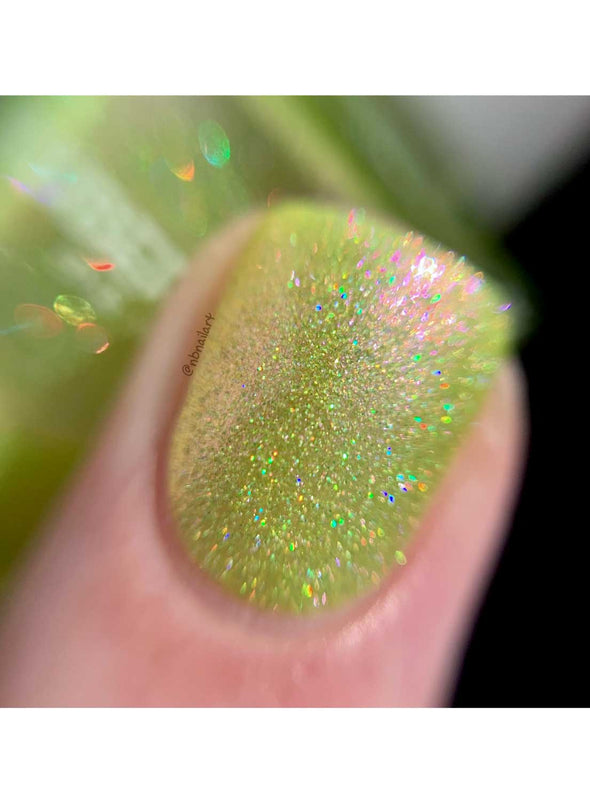 California Dreaming - Holographic Polish