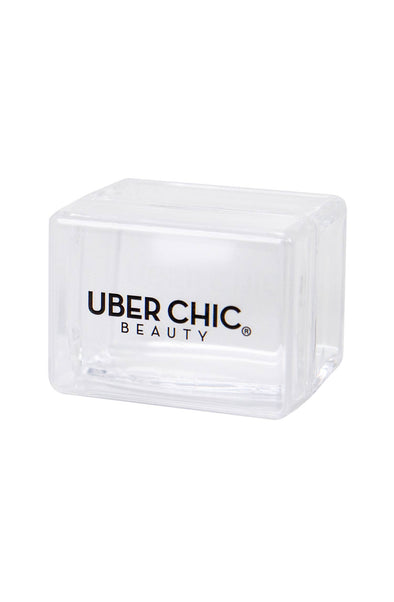 The Cube: XL Clear Short Rectangular Stamper