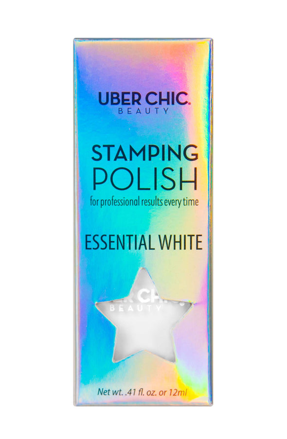 Essential White - Stamping Polish