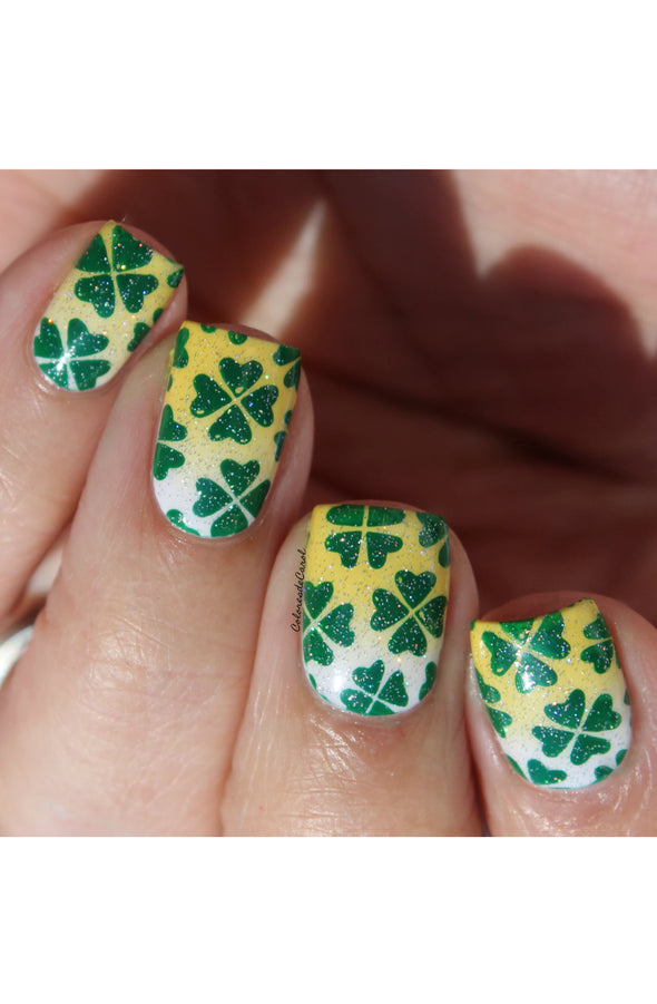Just Lucky - Stamping Polish