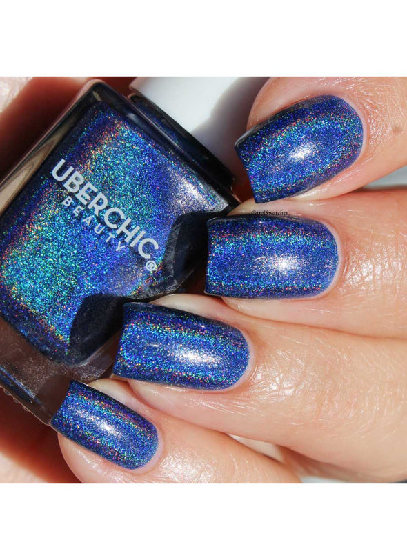 Luau Under The Stars - Holographic Polish