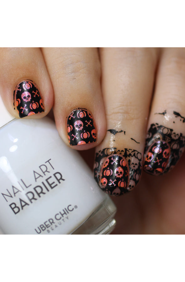 Nail Art Barrier - by UberChic Beauty