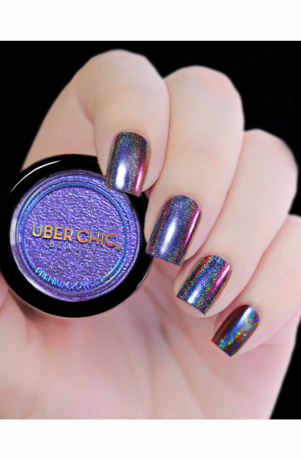 Chameleon Holographic Nail Powder: Arabian Nights