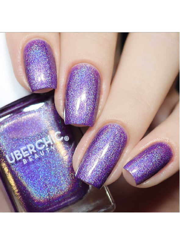 Beach Please - Holographic Polish