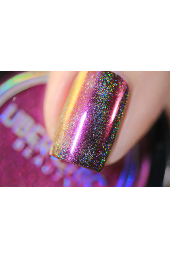 Chameleon Holographic Nail Powder: Egyptian Sunset