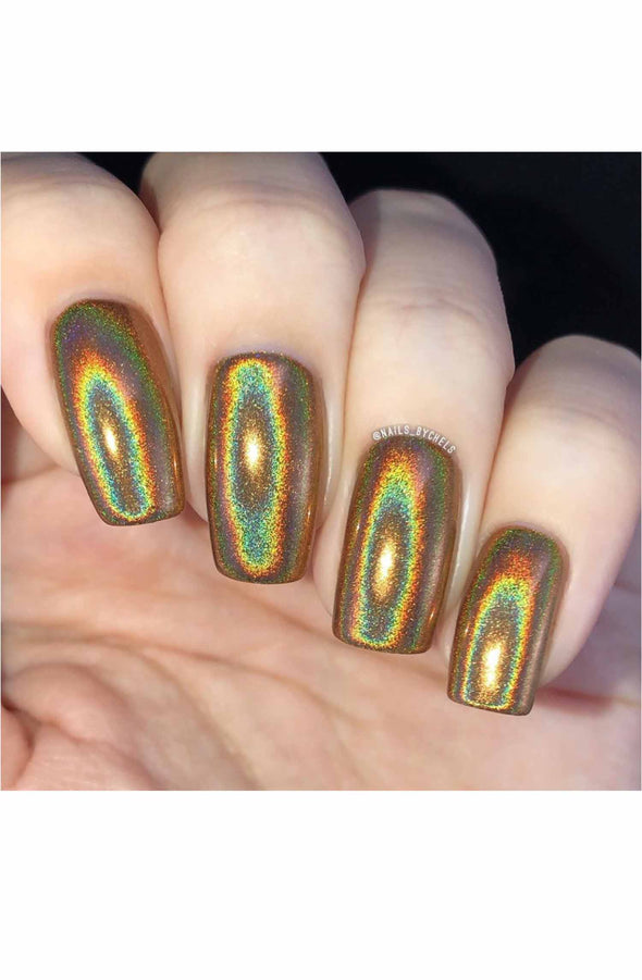 Holographic Gold