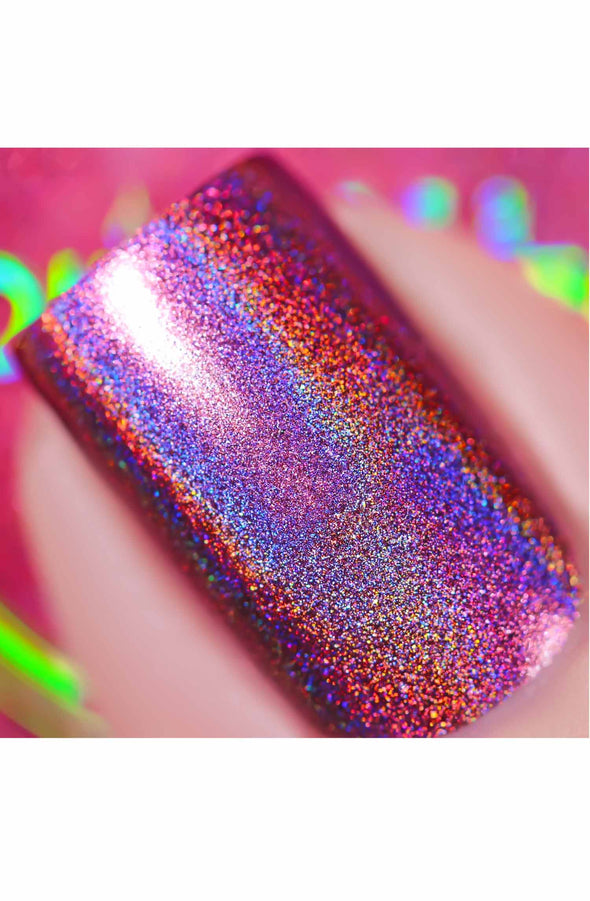 Holographic Pink