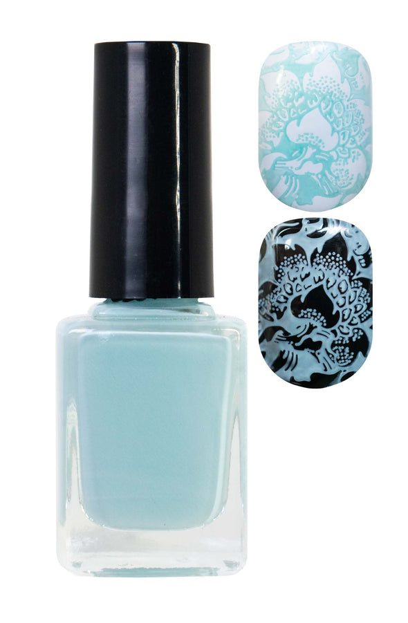 Mint to Be in a Fairytale - Stamping Polish