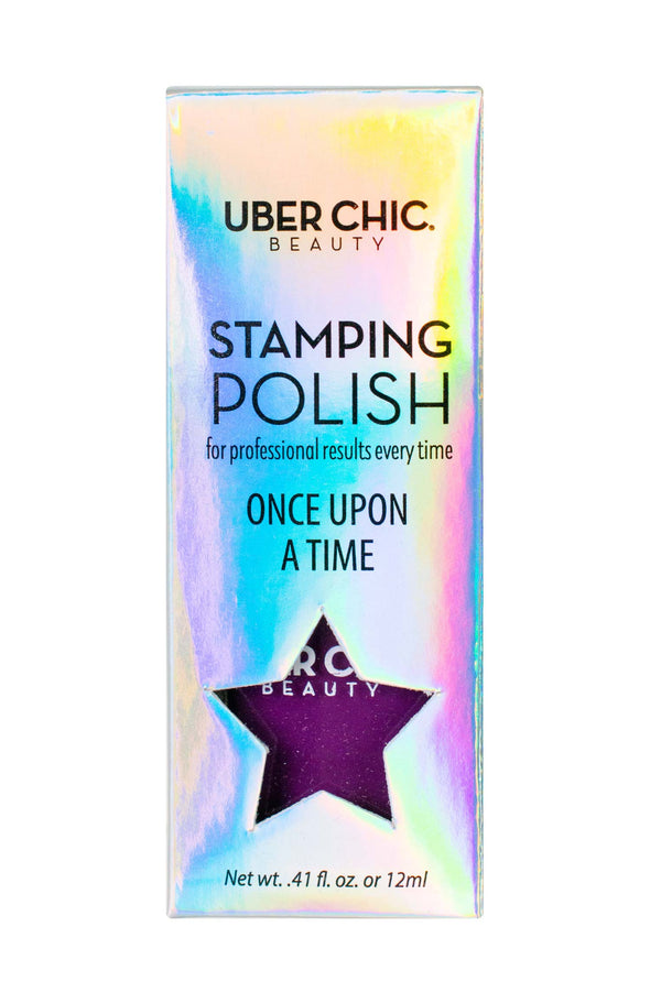 Once Upon a Time - Stamping Polish