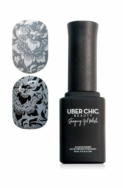 Her Own Kind of Knight - Stamping Gel Polish
