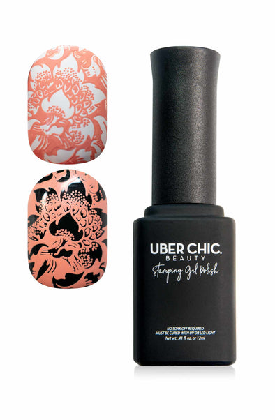 Peach Bellini - Stamping Gel Polish